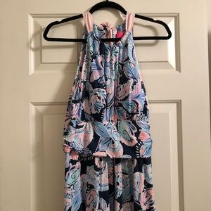 NWT Lilly Pulitzer Martina Maxi Dress XL
